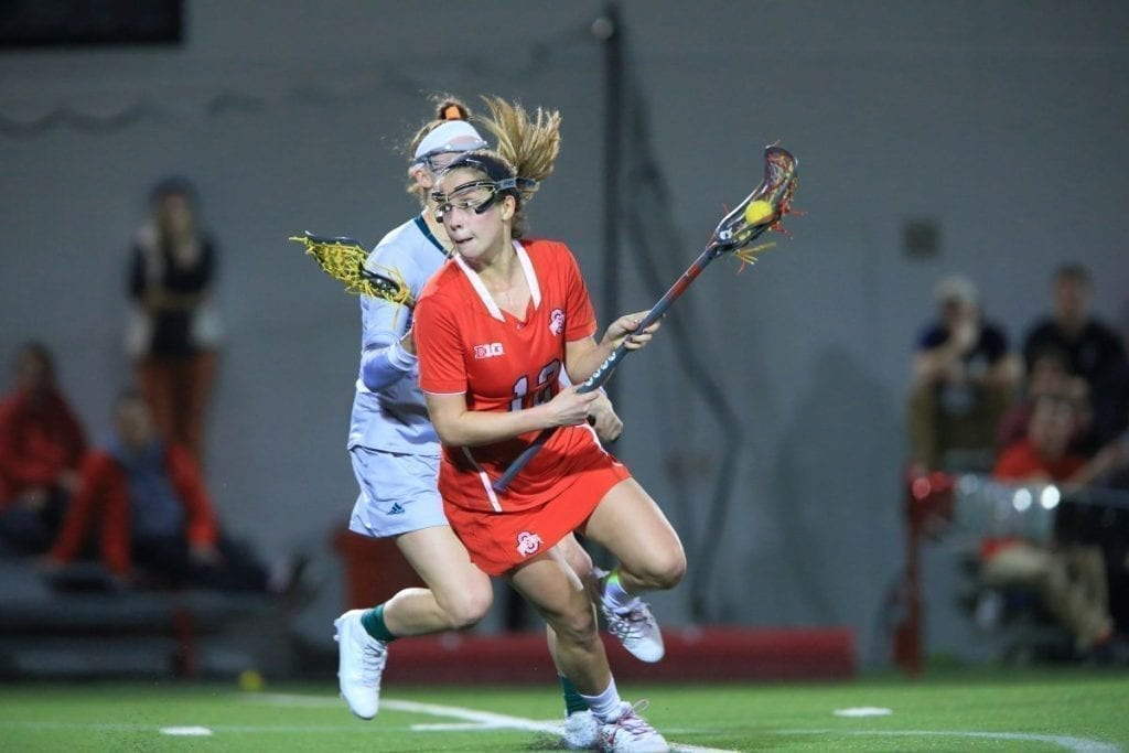 ohio state womens lacrosse ncaa d1 womens college lacrosse