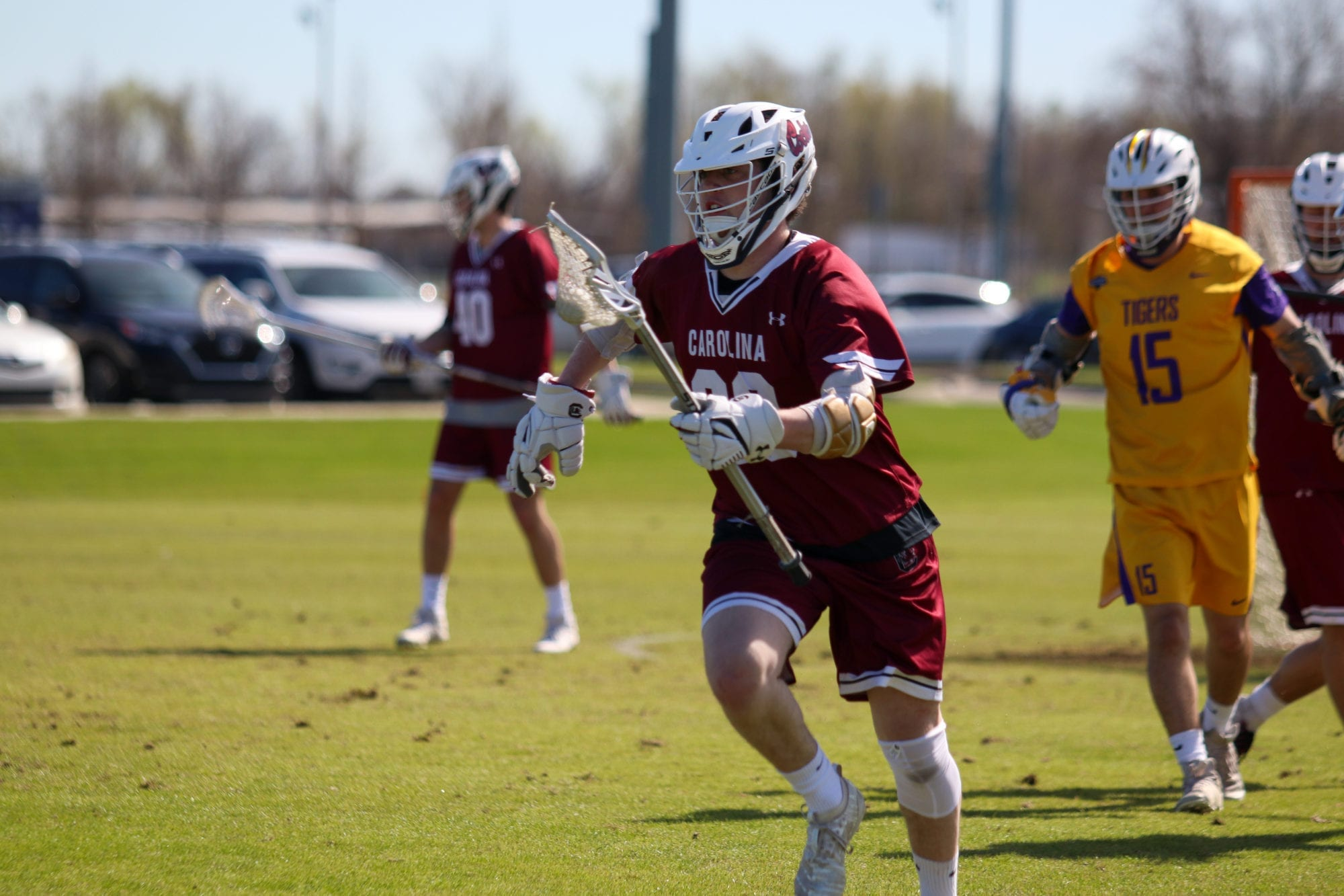 mcla lacrosse south carolina gameocks
