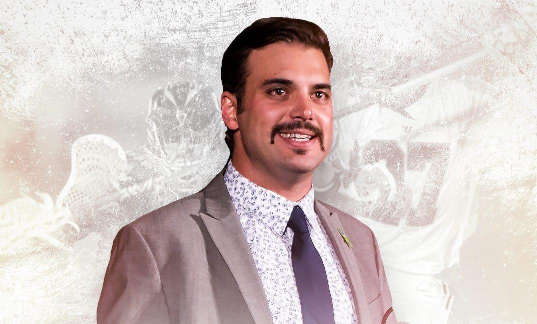 Ken Clausen Assistant Coach of the Denver Outlaws