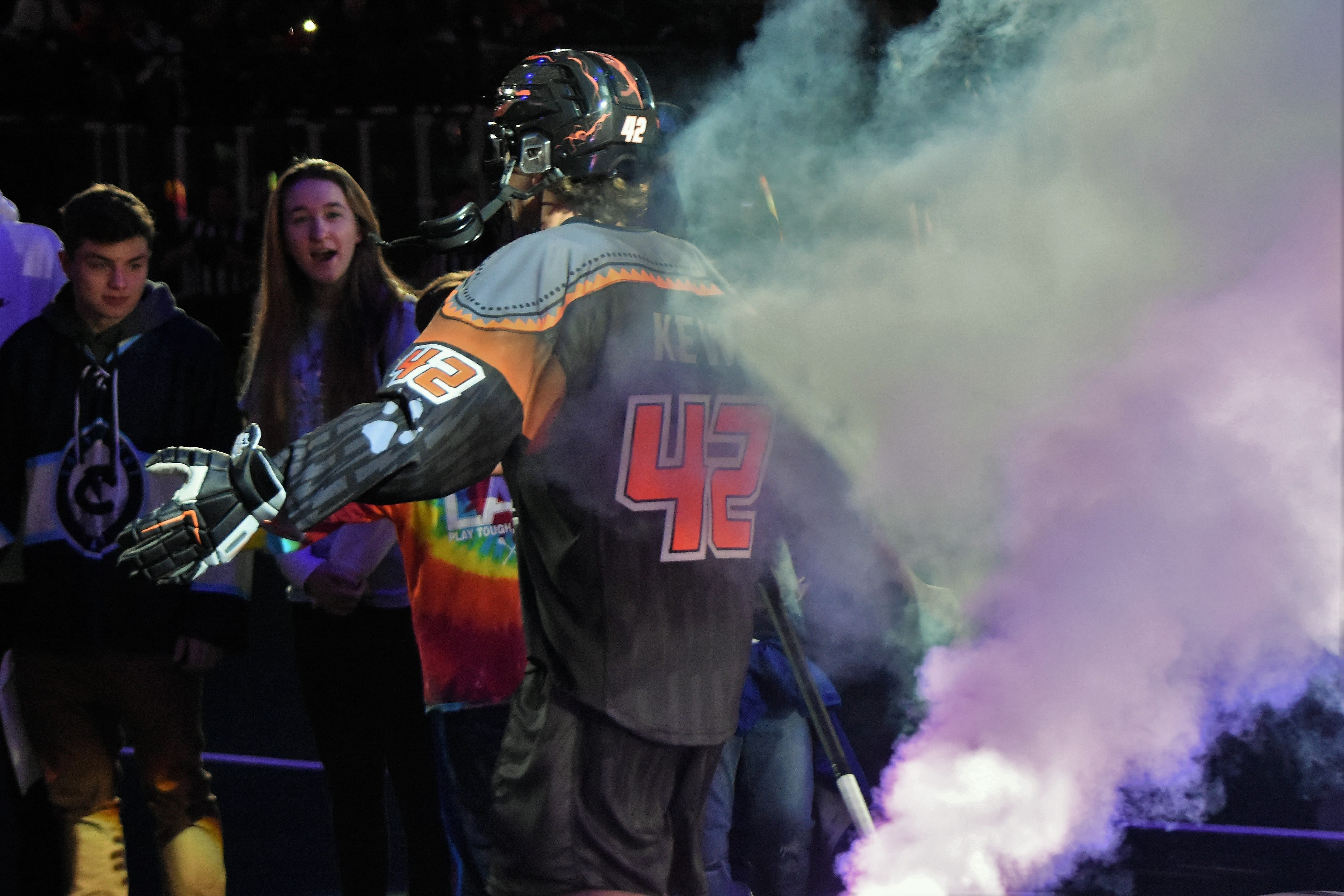 andrew kew new england black wolves nll national lacrosse league
