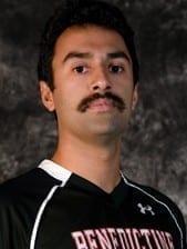 jack kandoth 2020 naia lacrosse players of the week moustache