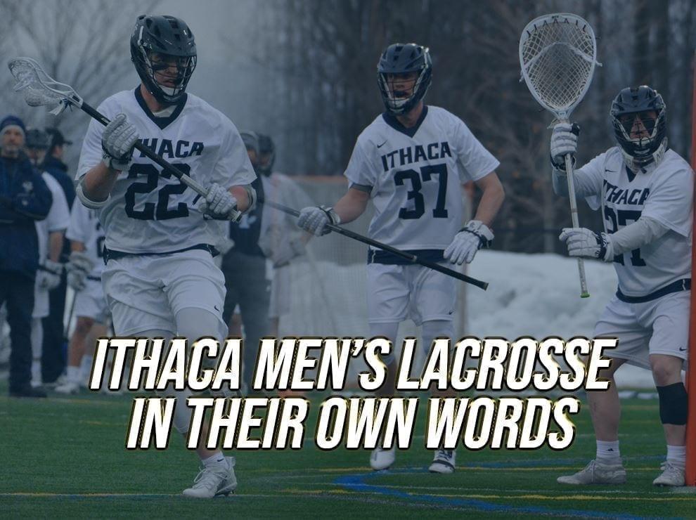 ithaca college mens lacrosse