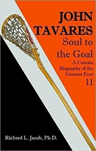 John Tavares: Soul to the Goal book