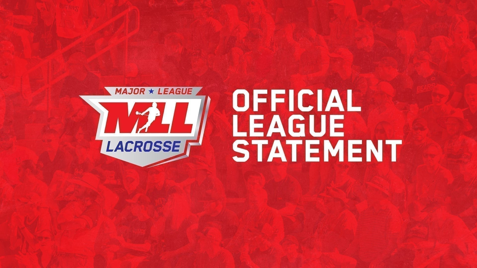 mll suspends start of 2020 season