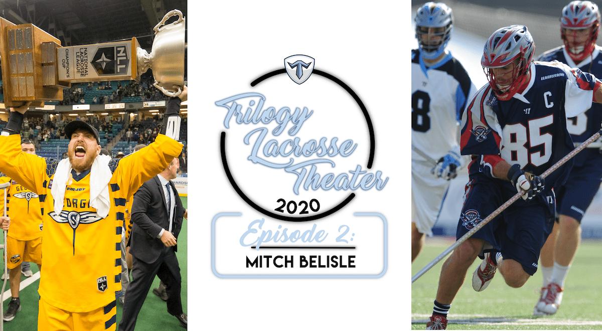 Mitch Belisle Breaks Down His '09 Boston Blazers Highlights