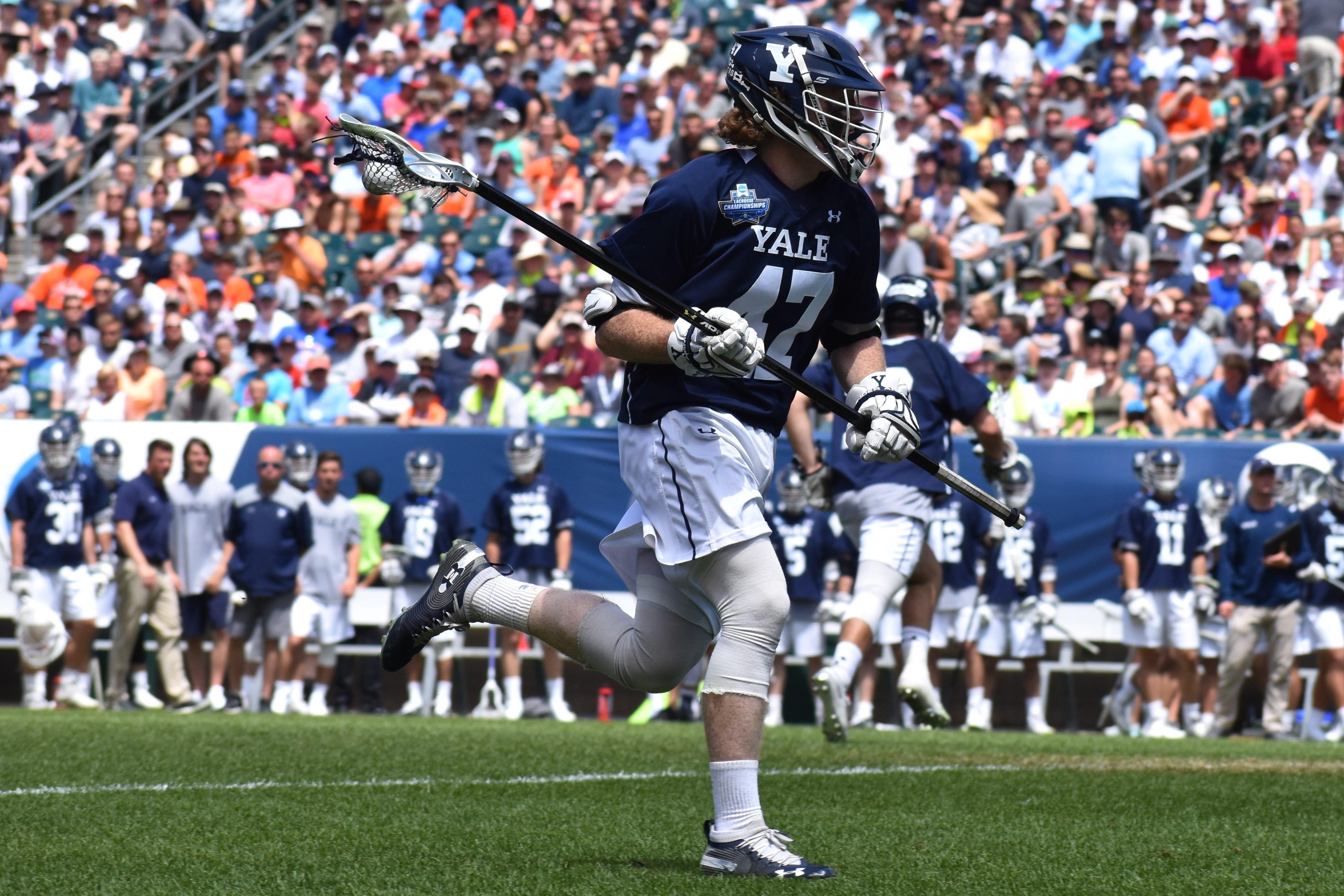 Hynes PLL Draft, MLL Draft: Making Sense of Two Leagues, One Class photo Ryan Conwell Yale 2019