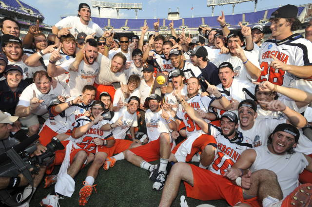 Virginia Gritty Win Over Denver - 2011 Final Four