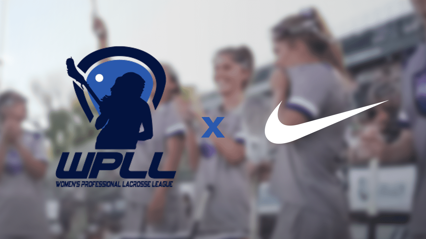 Nike Joins WPLL to Propel Professional Women's Lacrosse