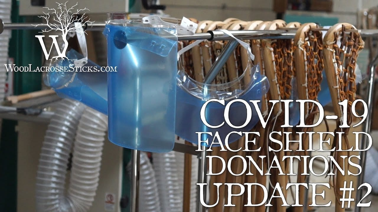 COVID-19 Shield Project Update, May 1st | #GiveGoFund