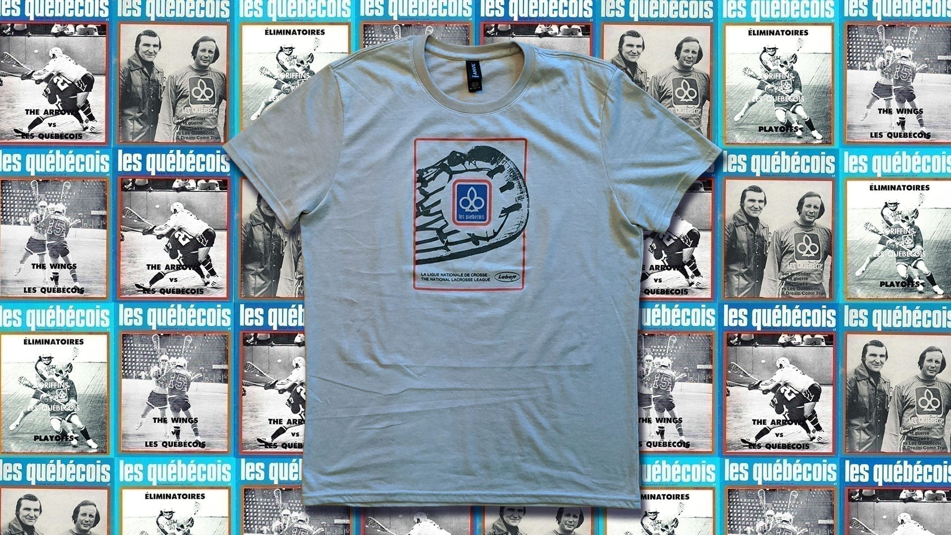 Montréal Québécois T-Shirt Throwback - LIMITED TIME ONLY