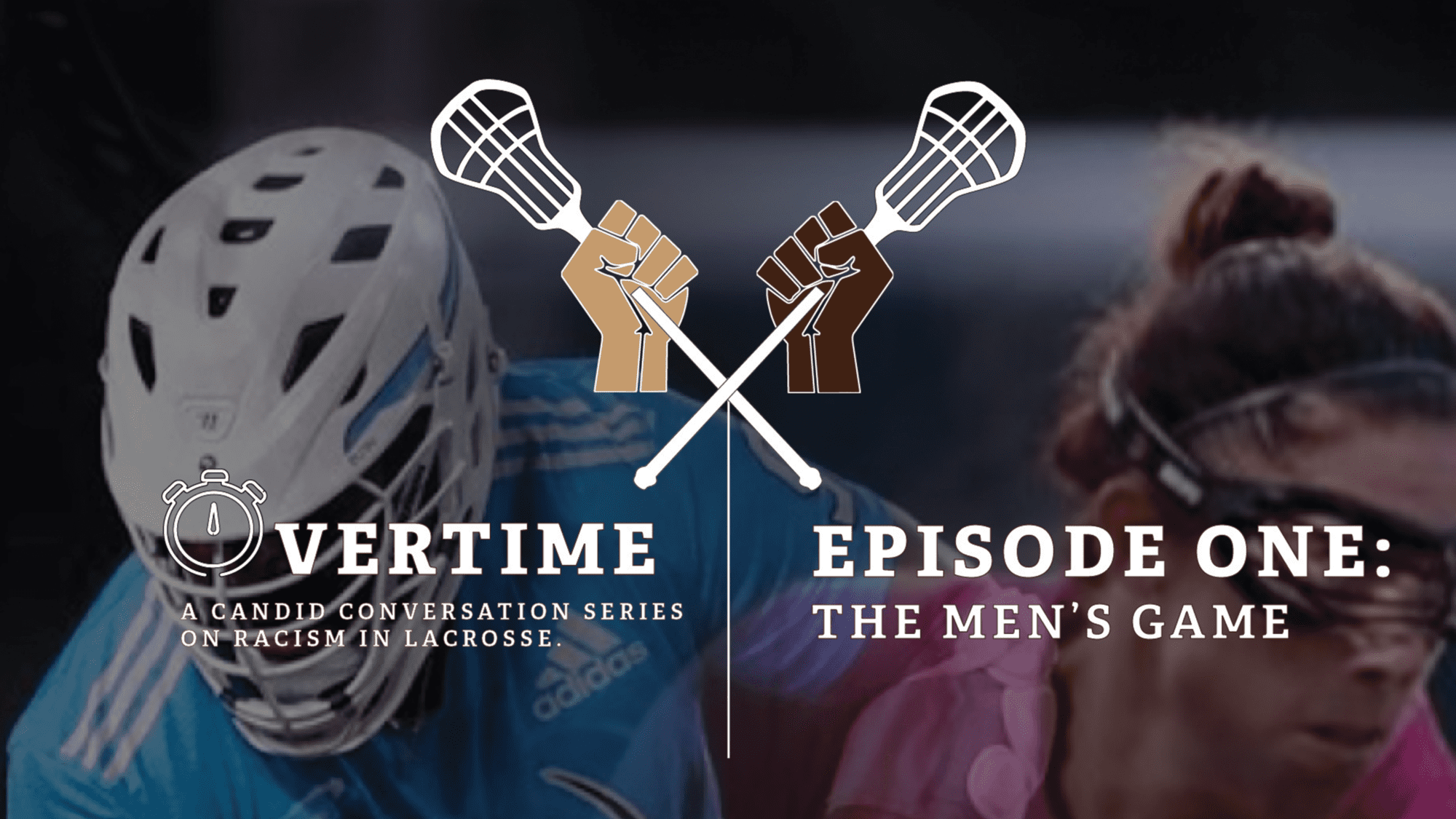 Overtime Episode I - The Men's Game | LIVE at 8 p.m. TONIGHT