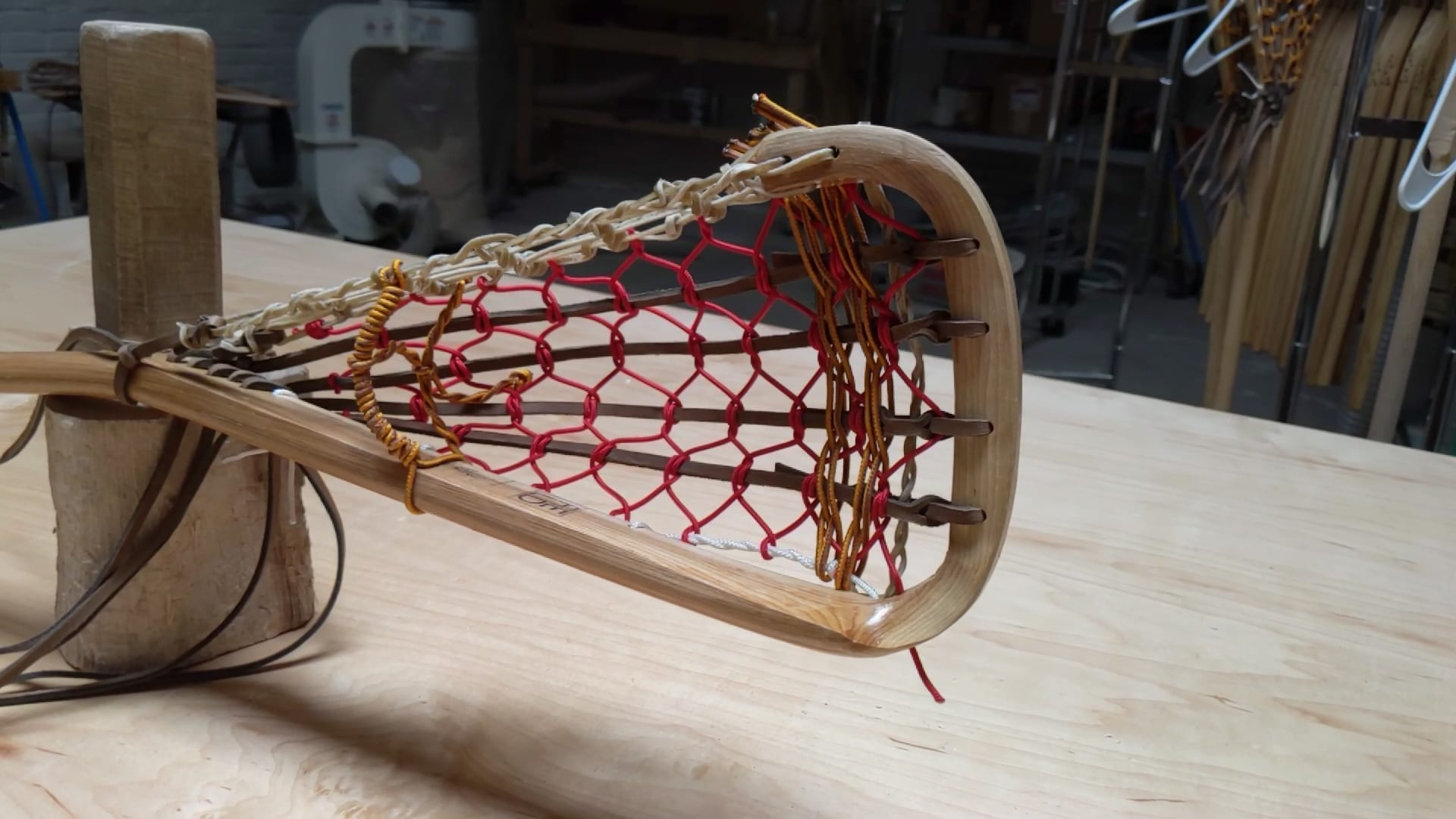 The Rivers School Goes Custom on a Field Stick