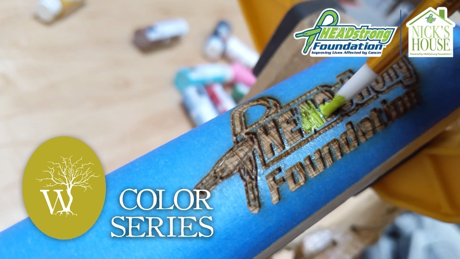 HEADstrong Foundation | WLS Color Series