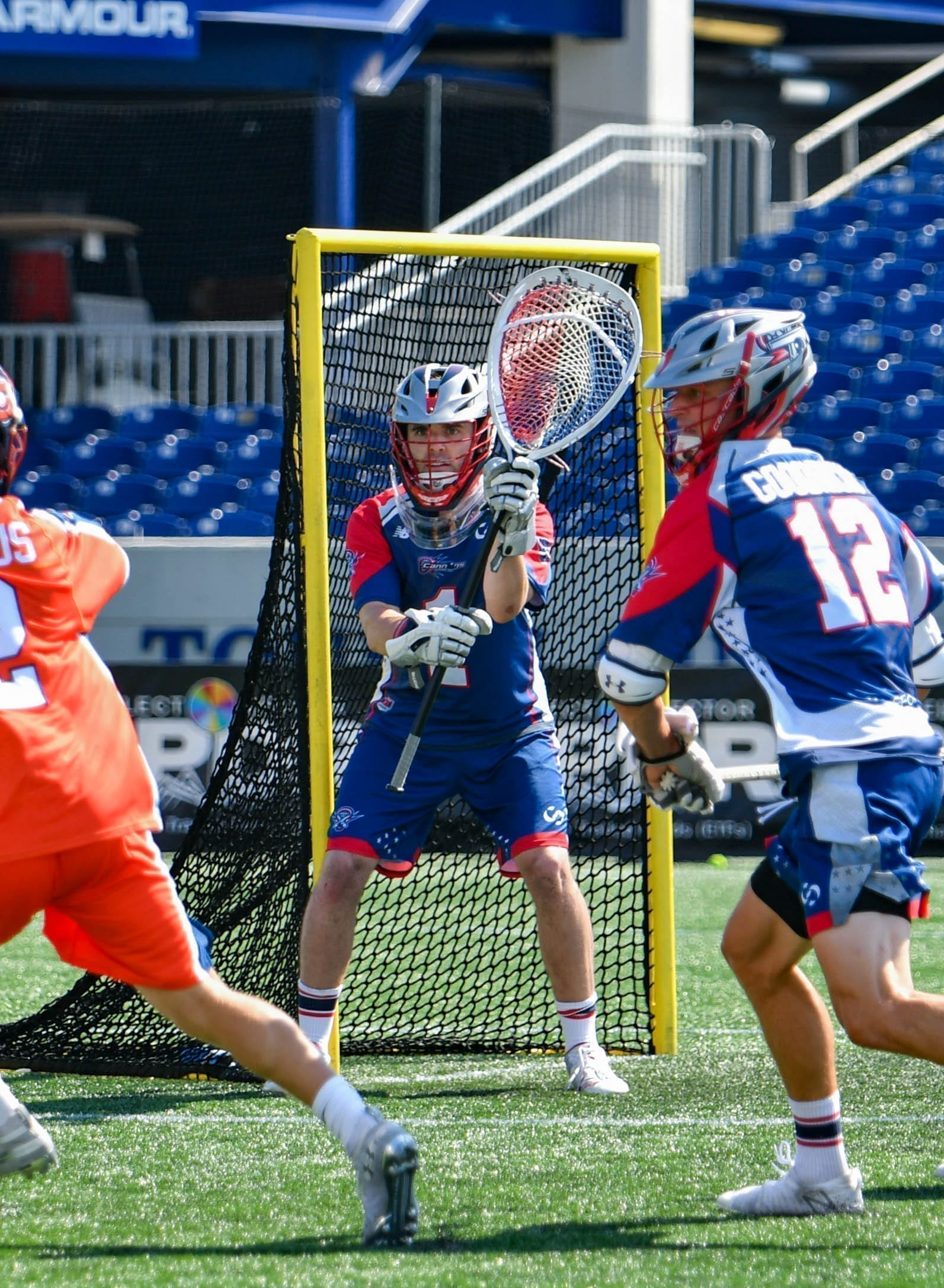 Barrage vs Cannons Pretty Instant Major League Lacrosse MLL