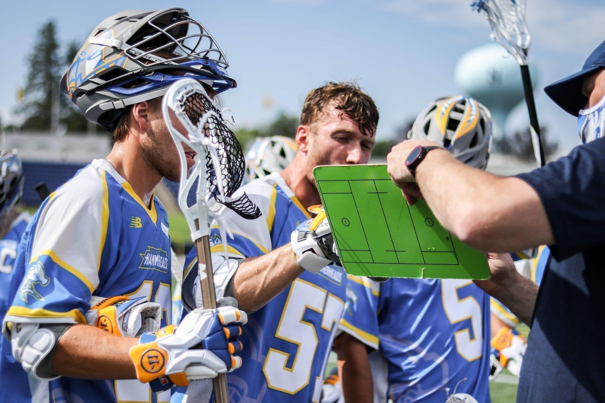 Connecticut Hammerheads Philadelphia Barrage 2020 Major League Lacrosse Pretty Instant-5