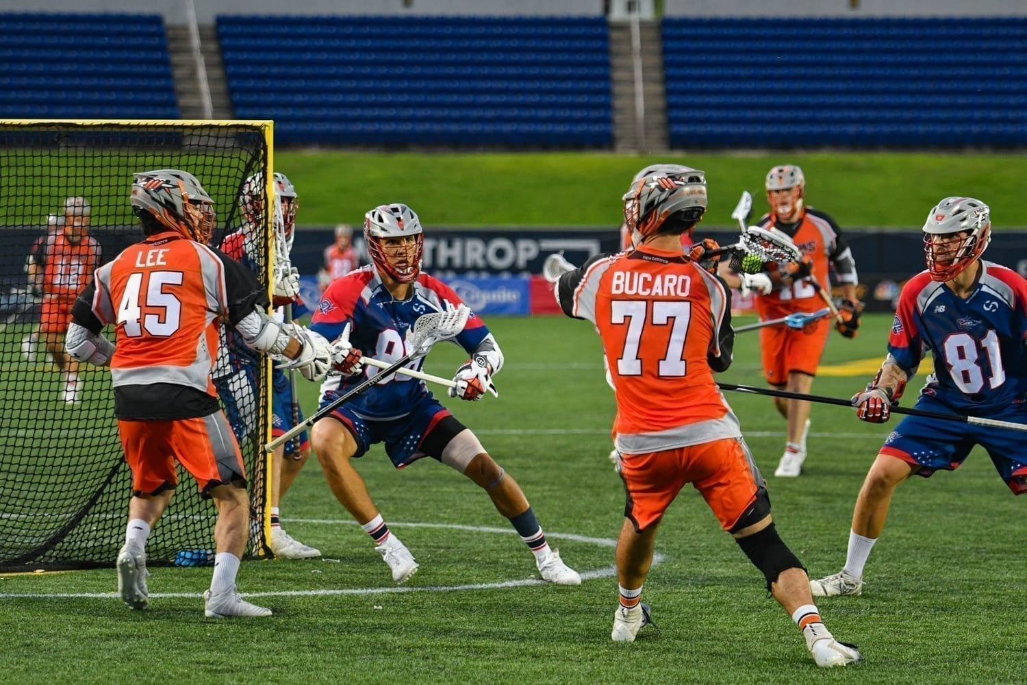 Denver Outlaws Boston Cannons MLL Major League Lacrosse-104 MLL Champions