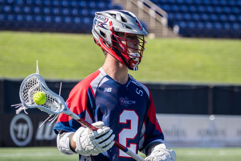 Boston Cannons Powell Lacrosse Bryce Wasserman MLL gear 2020