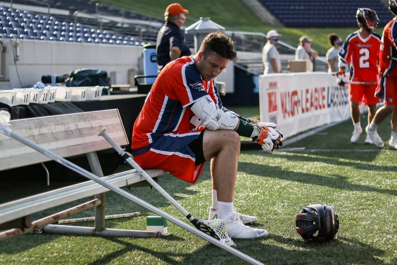 MLL gear Philadelphia Barrage Denver Outlaws Major League Lacrosse 2020 photo: Pretty Instant / MLL
