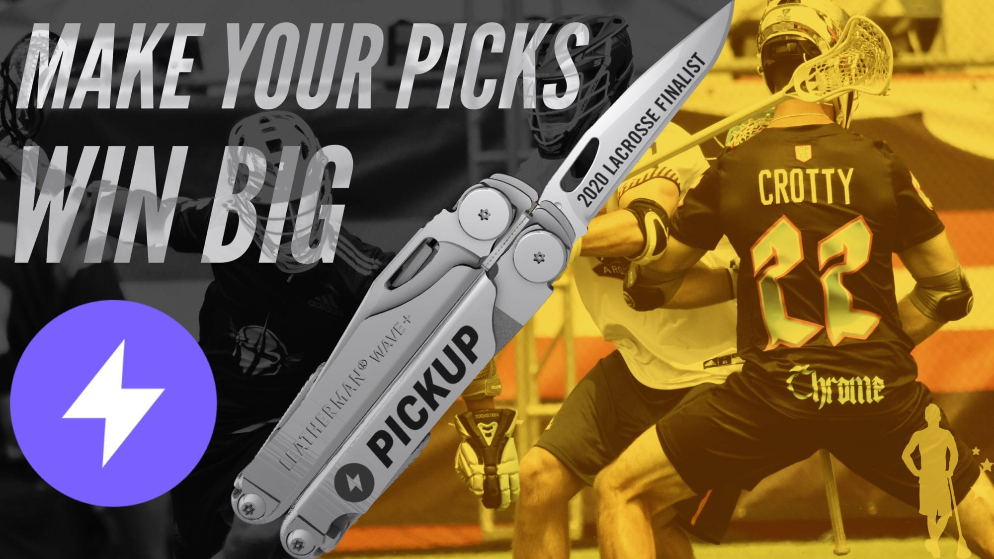 betting on lacrosse without.money - pickup