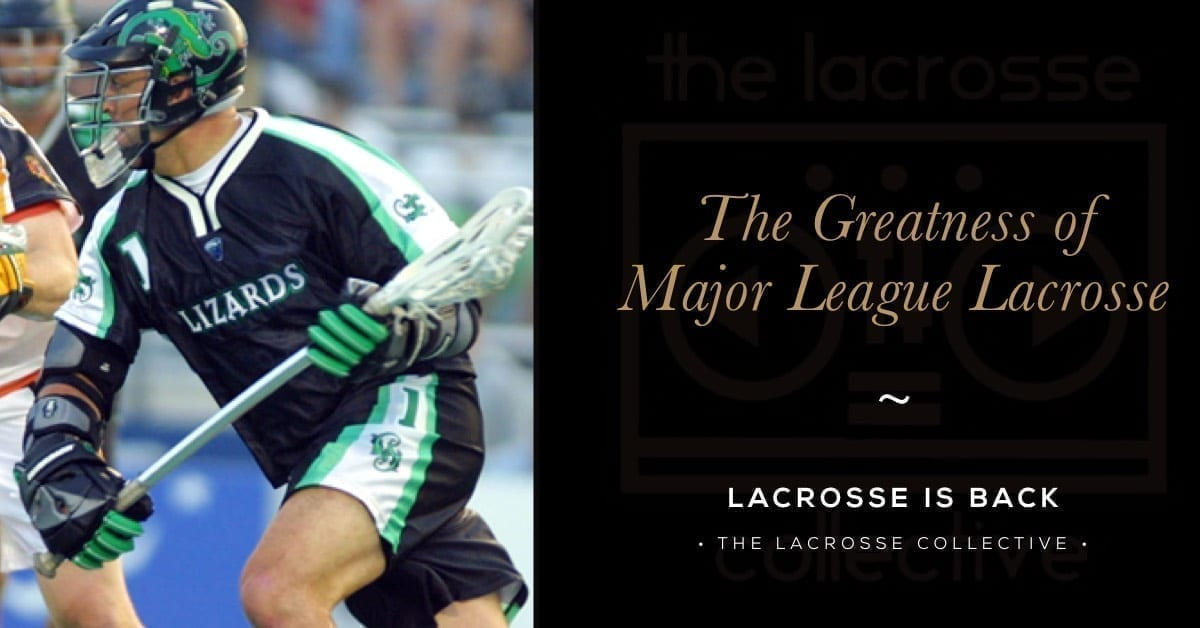 Greatness of MLL - Going Offsides Podcast