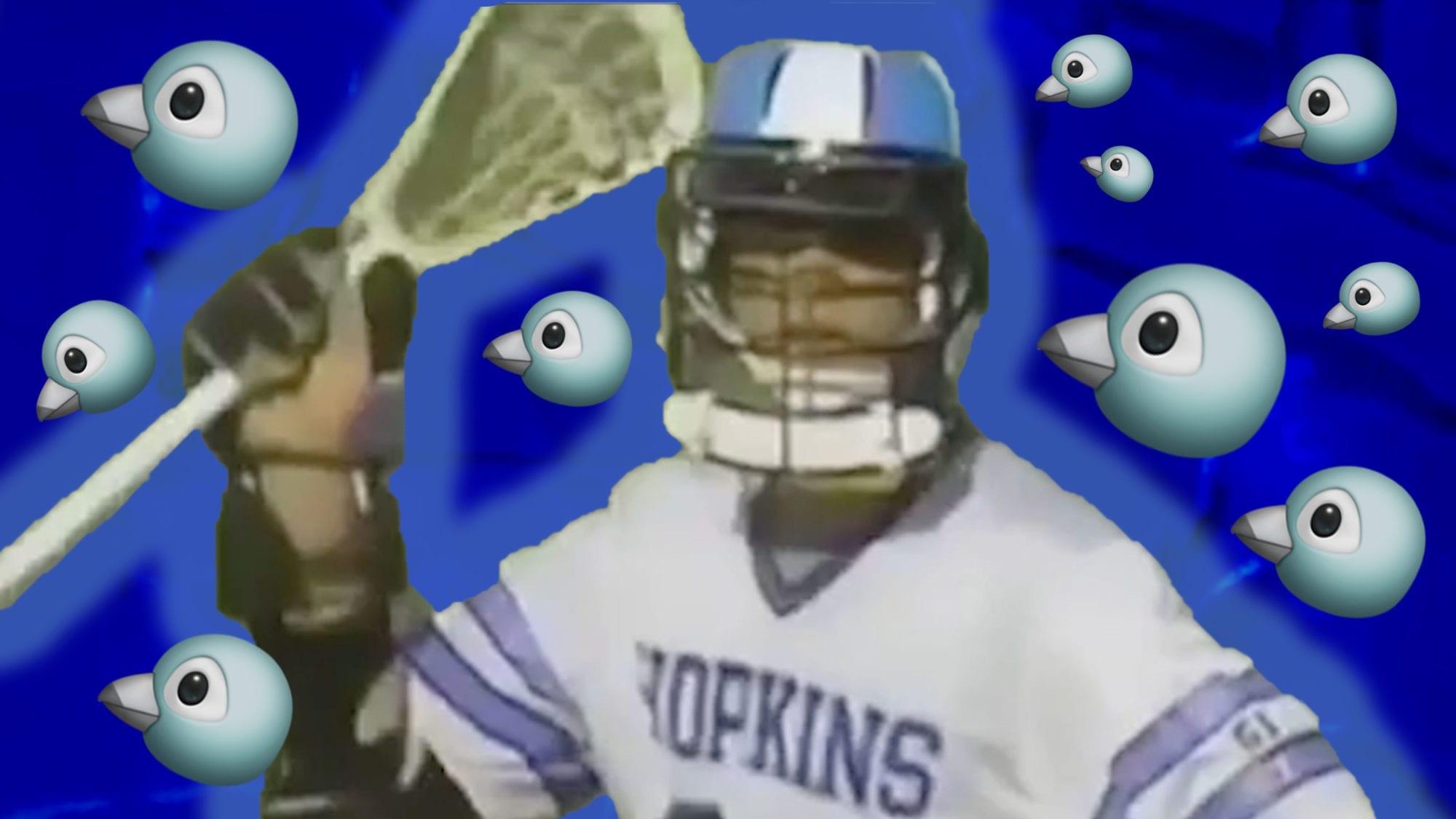 1989 Couldn't Handle Matt Panetta, Hopkins Great