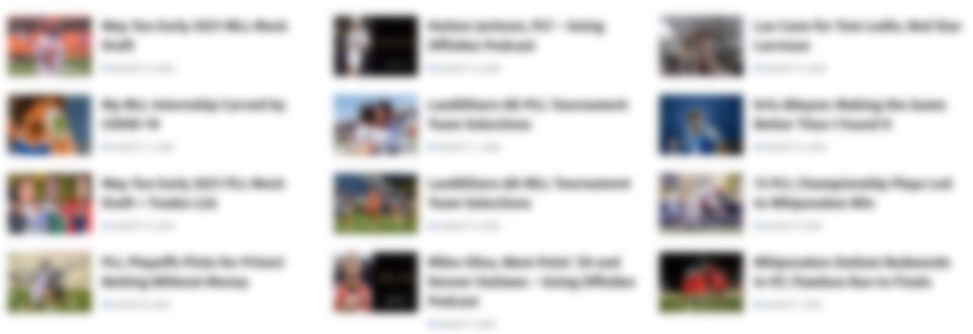 lacrosse news homepage