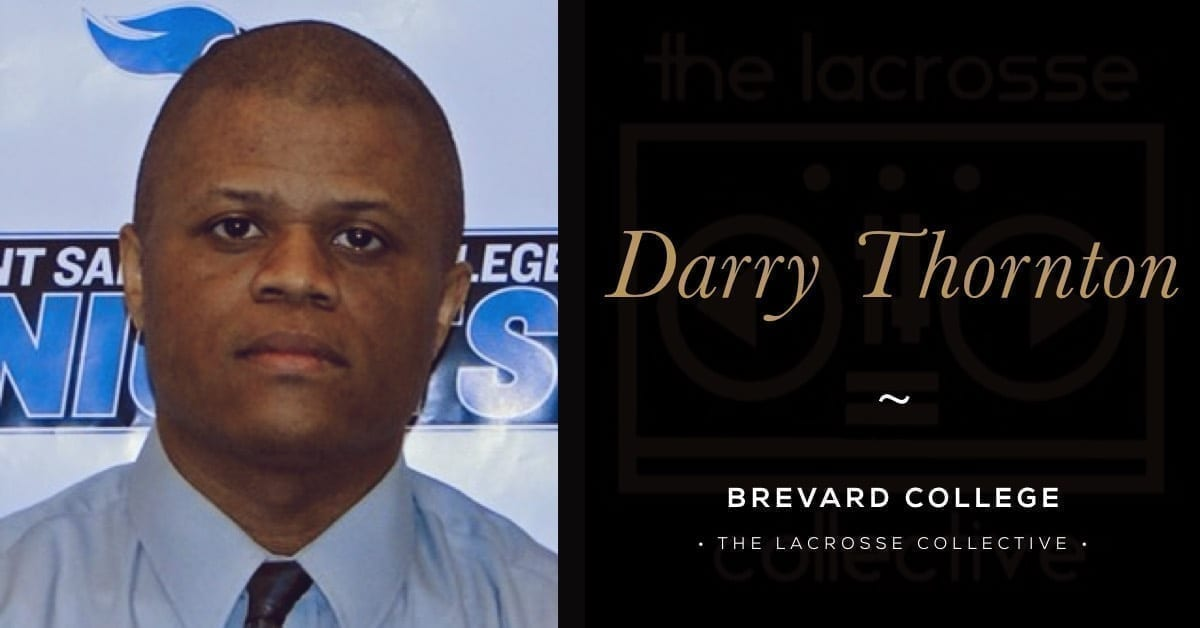 Darry Thornton, Brevard College - Going Offsides Podcast