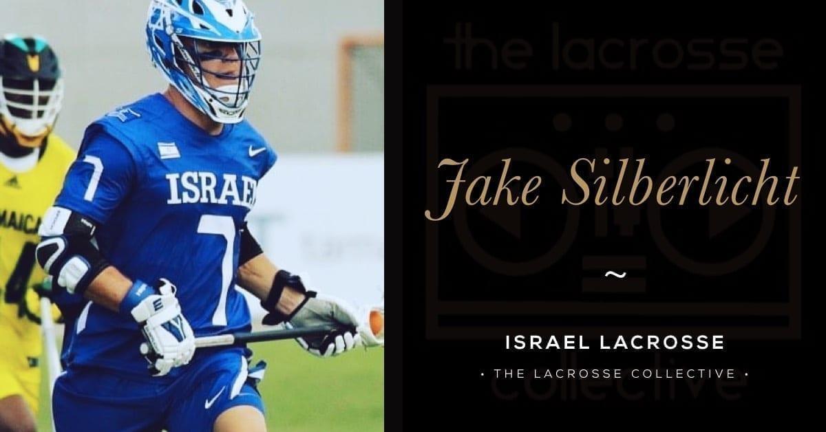 Jake Silberlicht, Israel Lacrosse - Going Offsides