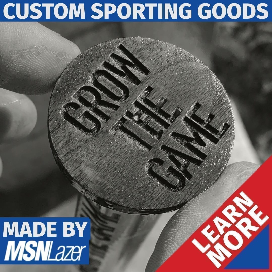 msn lazer custom lacrosse equipment