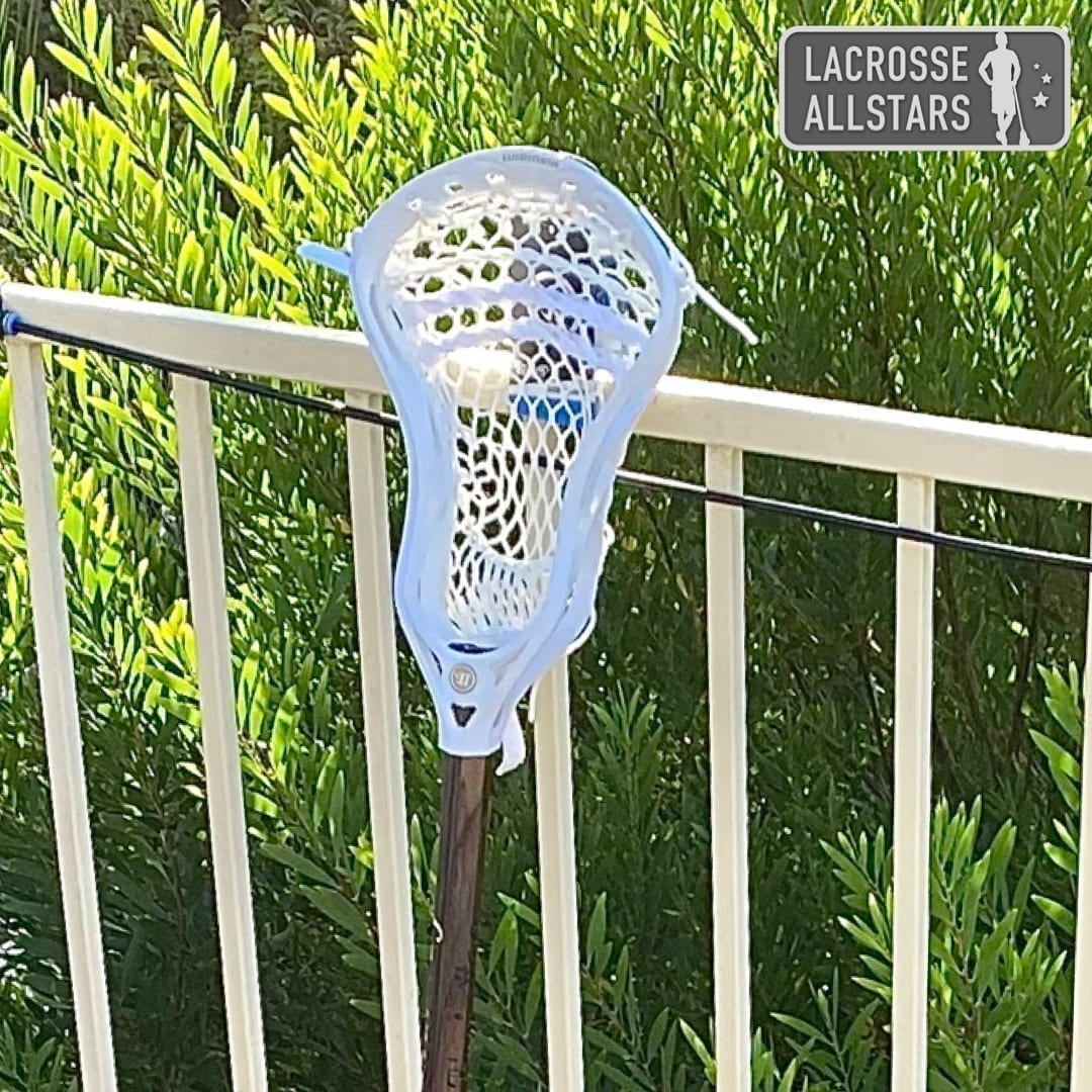 Wes Berg Lacrosse Gear - Warrior Evo QX-O