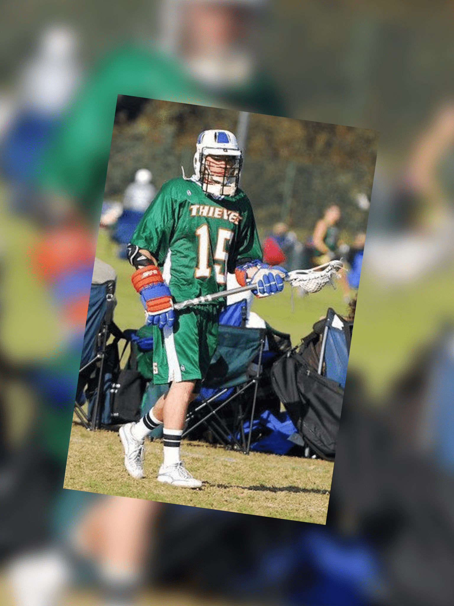 defining toughness in college lacrosse