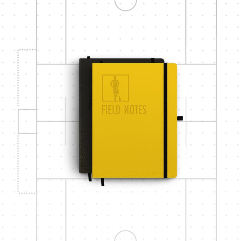 mens field lacrosse journal, notebook