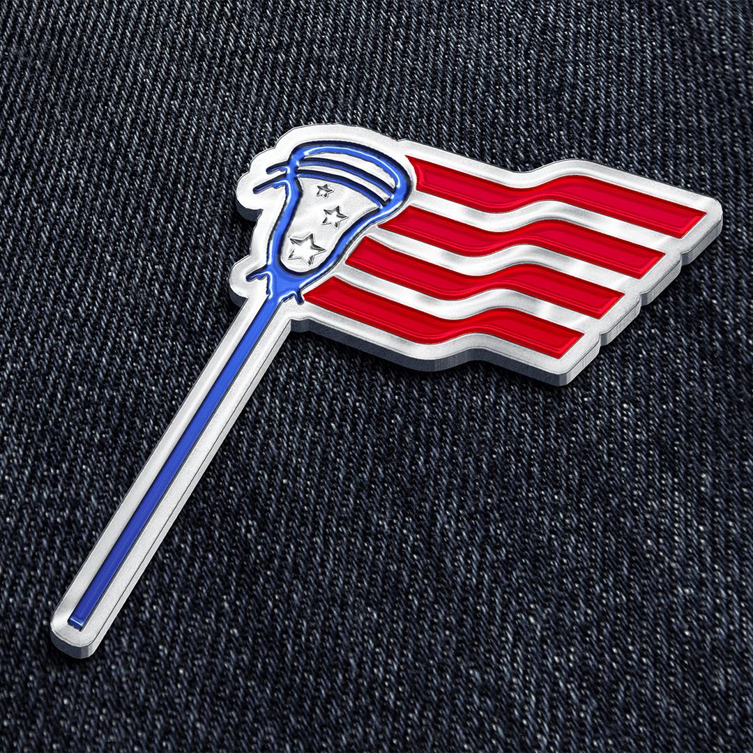 USA Collectible Pin