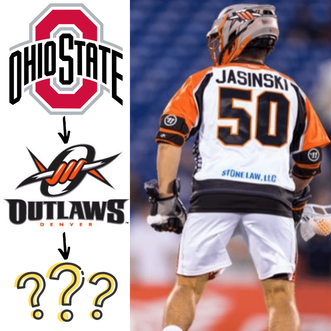 Jack Jasinski is this week's guest on the Going Offsides podcast. The former Buckeye talks about his experience at OSU, plus his pro future.