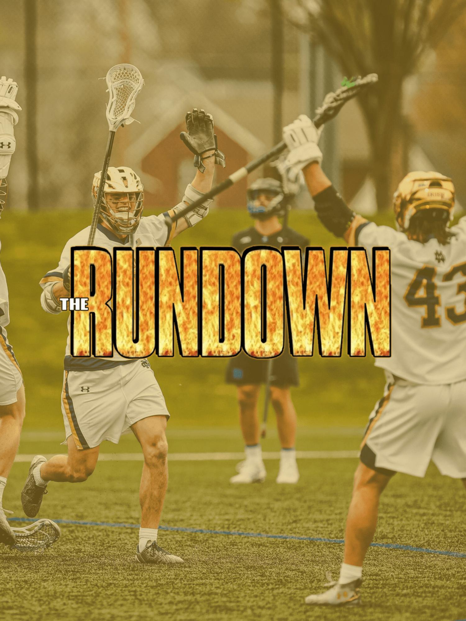 Notre Dame DI Rundown Week 9