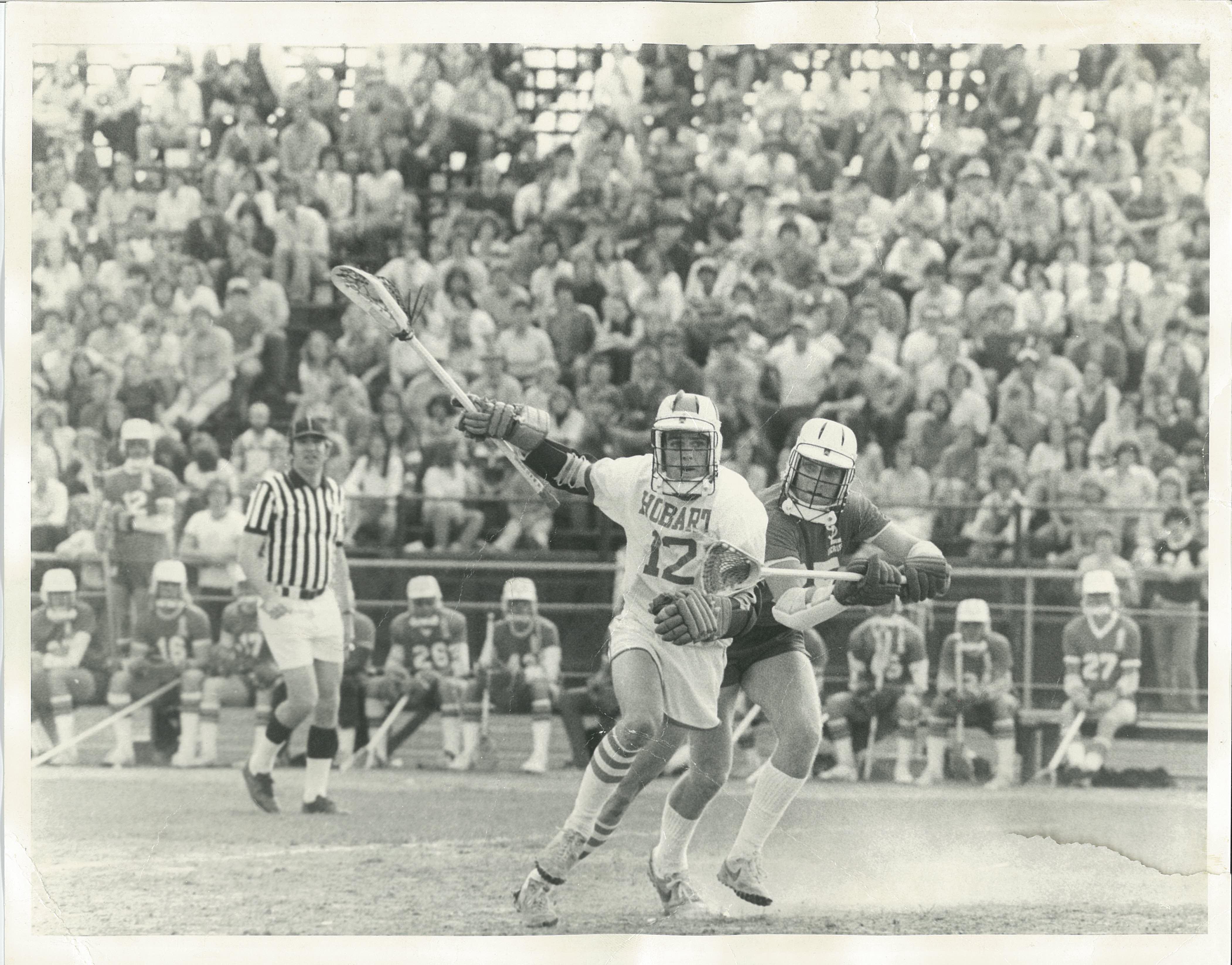 Jim Calder Tales of a Lacrosse Troubadour