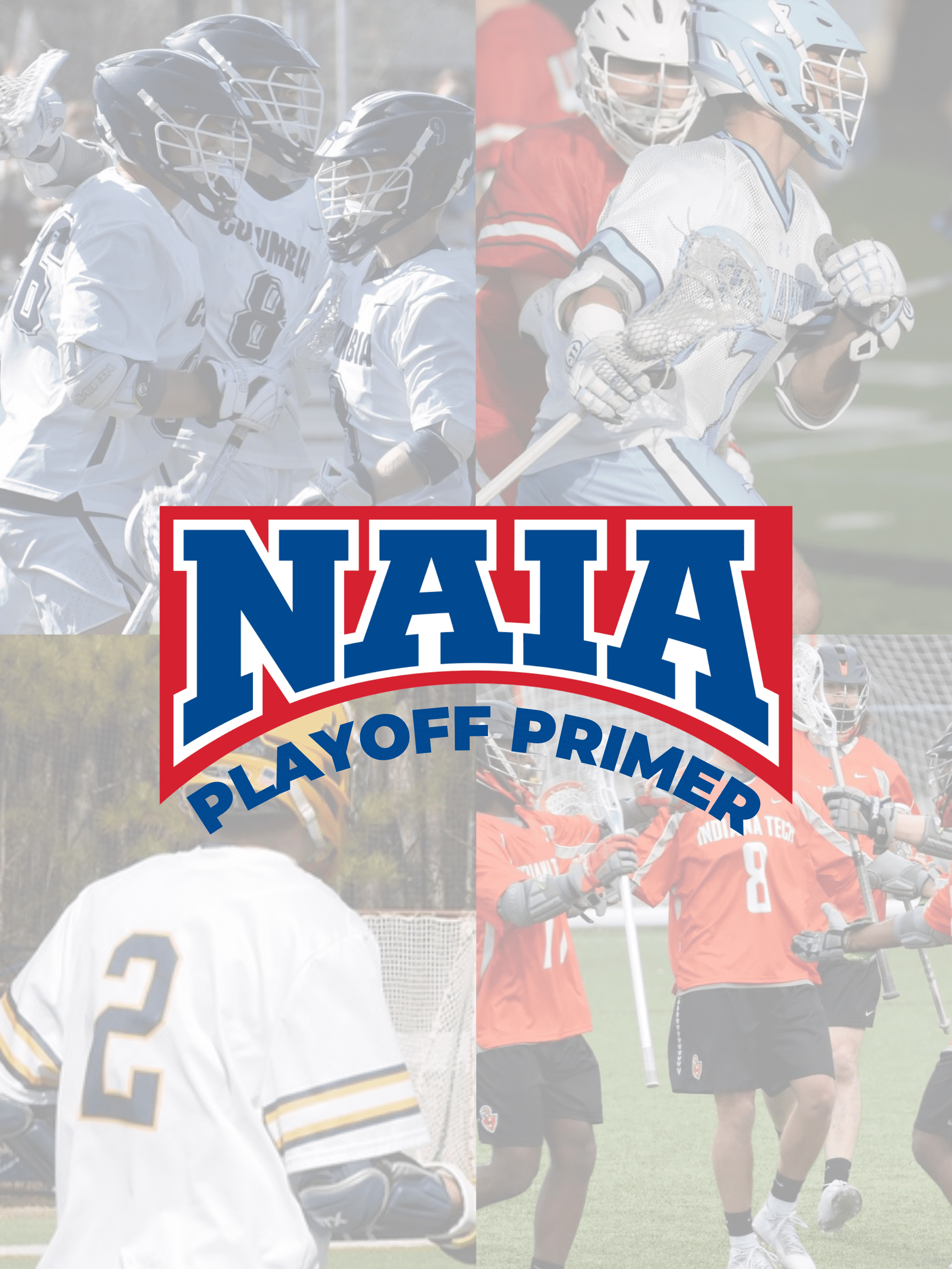 It's mid-April, and that means it's time for NAIA lacrosse conference tournaments. Here's what to expect from the AAC, WHAC, and KCAC.