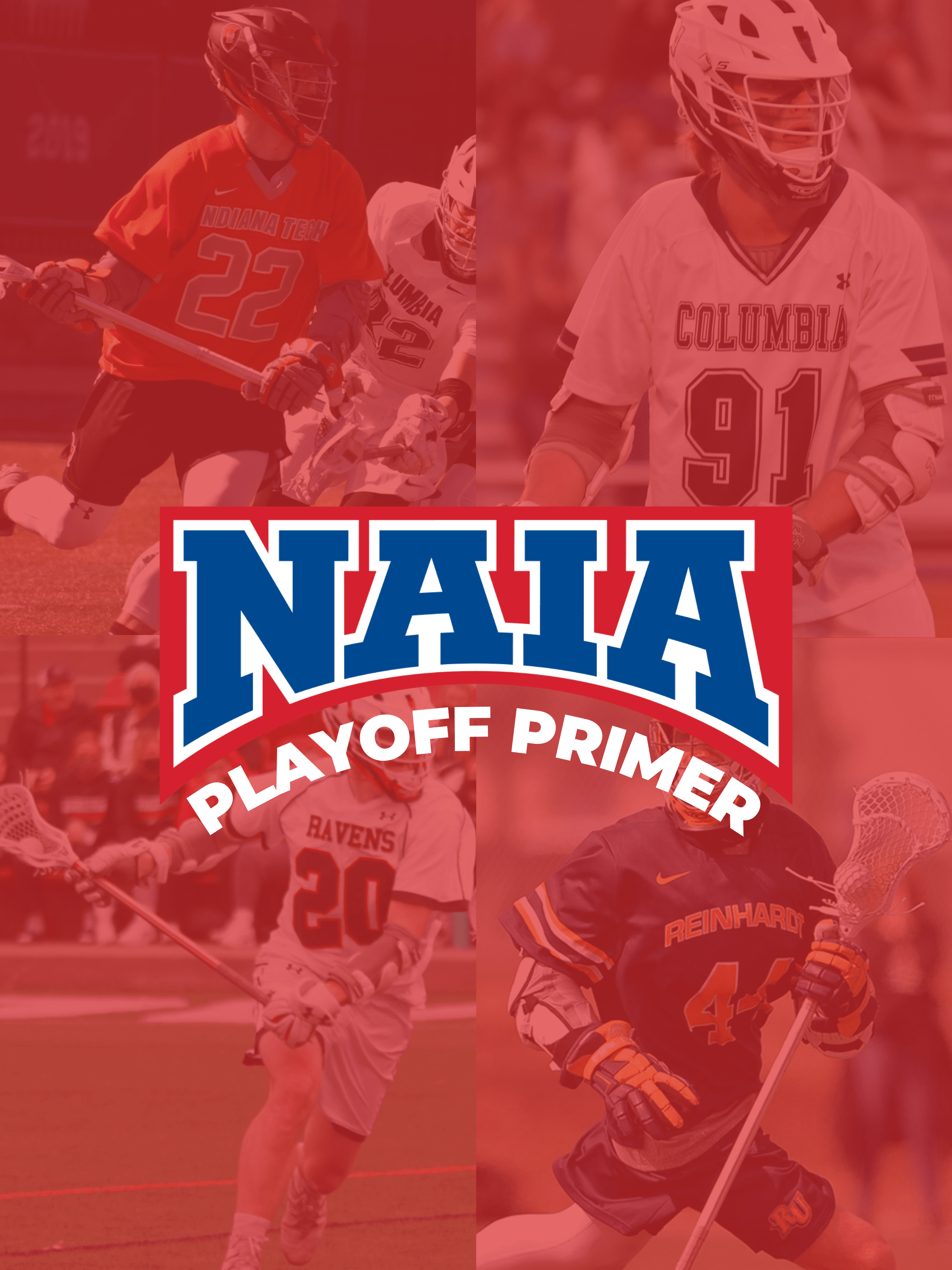 The WHAC, AAC, and KCAC Tournaments in NAIA men's lacrosse are on the horizon, which means it's time to look at the possible scenarios.