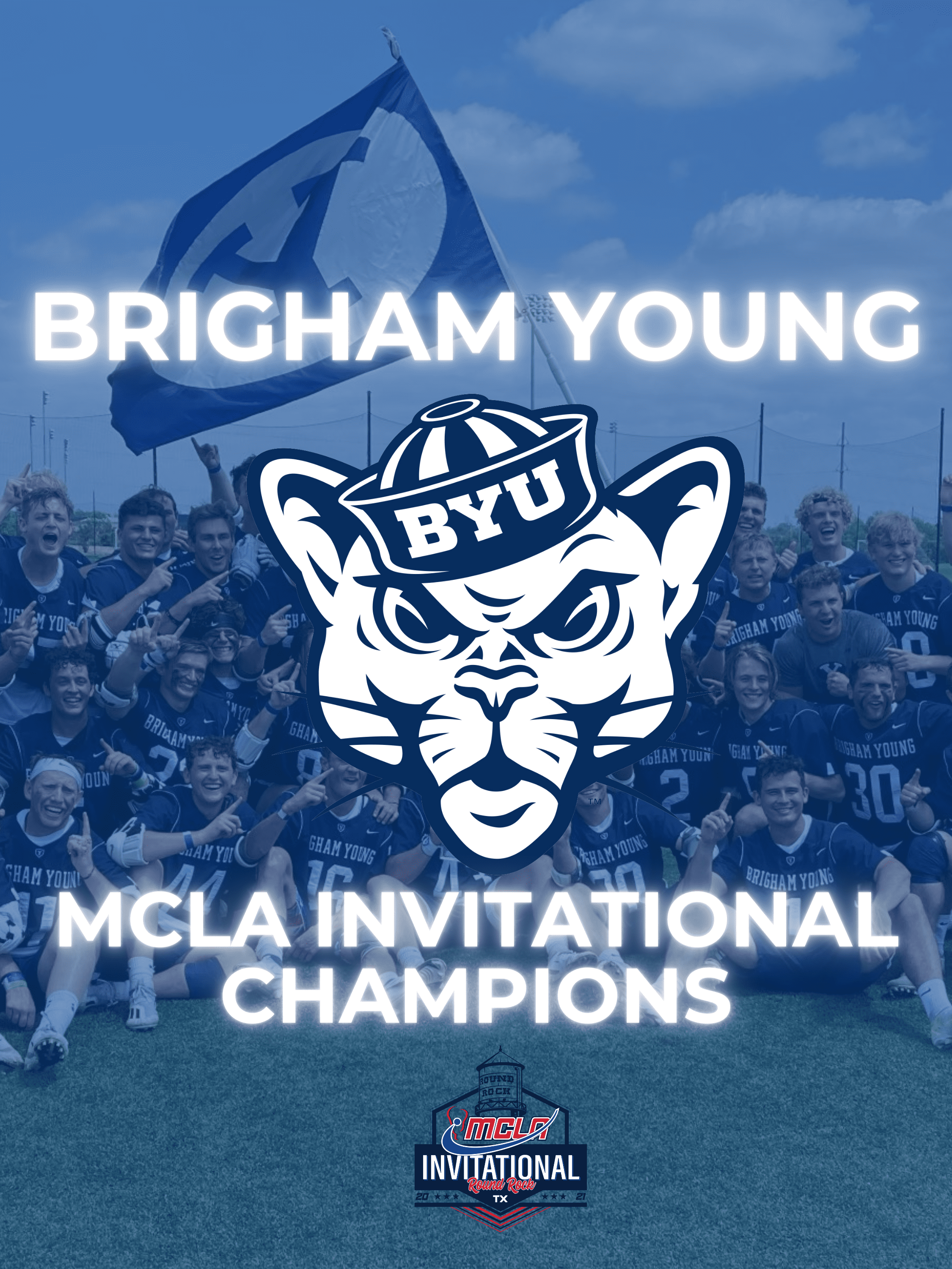 BYU wins 2021 MCLA Invitational