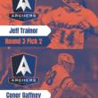 Jeff Trainor Conor Gaffney PLL Rookie Spotlights
