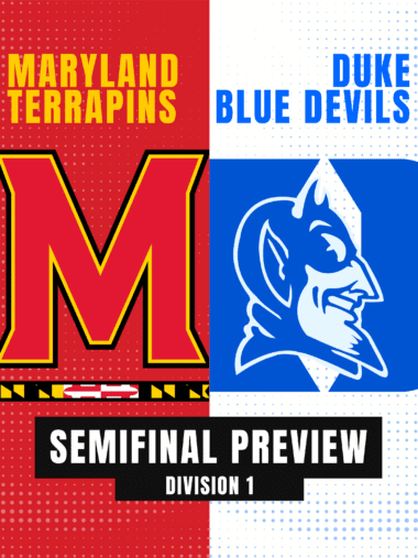 Duke Maryland lacrosse Final Four preview