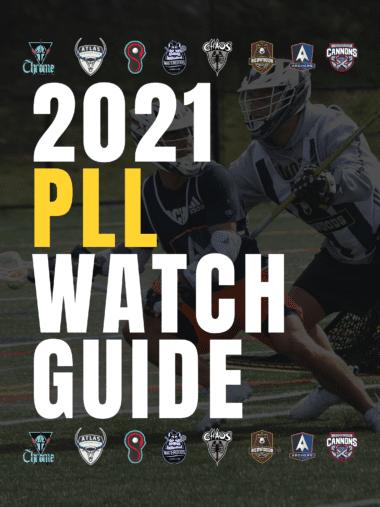 PLL TV schedule 2021