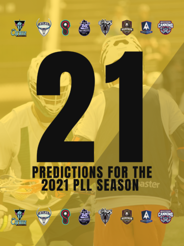 21 predictions for 2021 PLL
