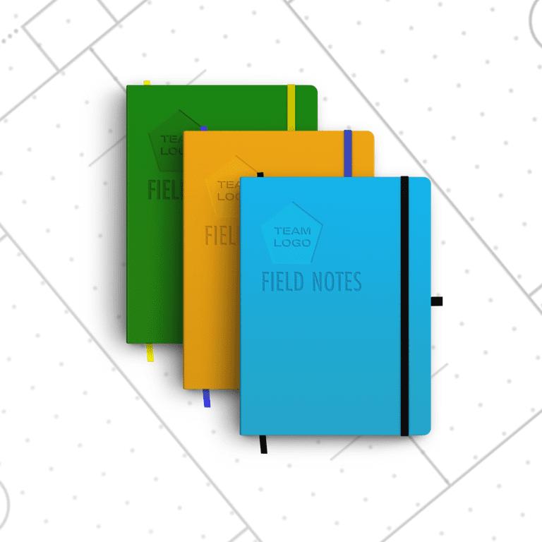 custom lacrosse notebooks, journals