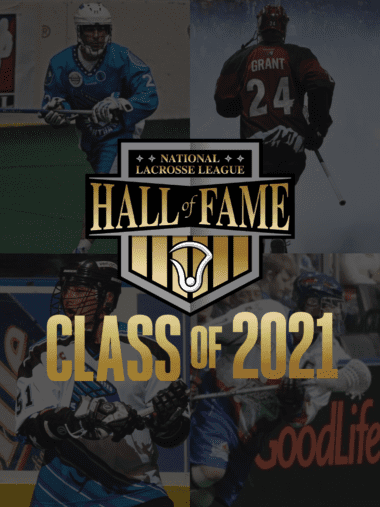 NLL Hall of Fame Class of 2021