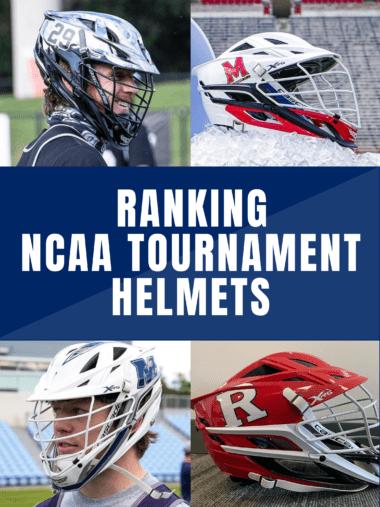 lacrosse helmet rankings