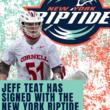 New York Riptides Jeff Teat