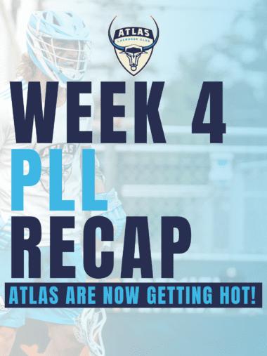 PLL Week 4