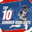 Top 10 Lacrosse Summer Highlights 2021